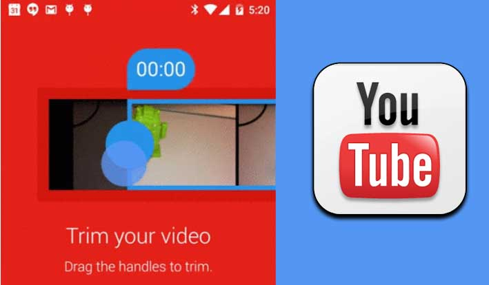 How to trim videos in YouTube