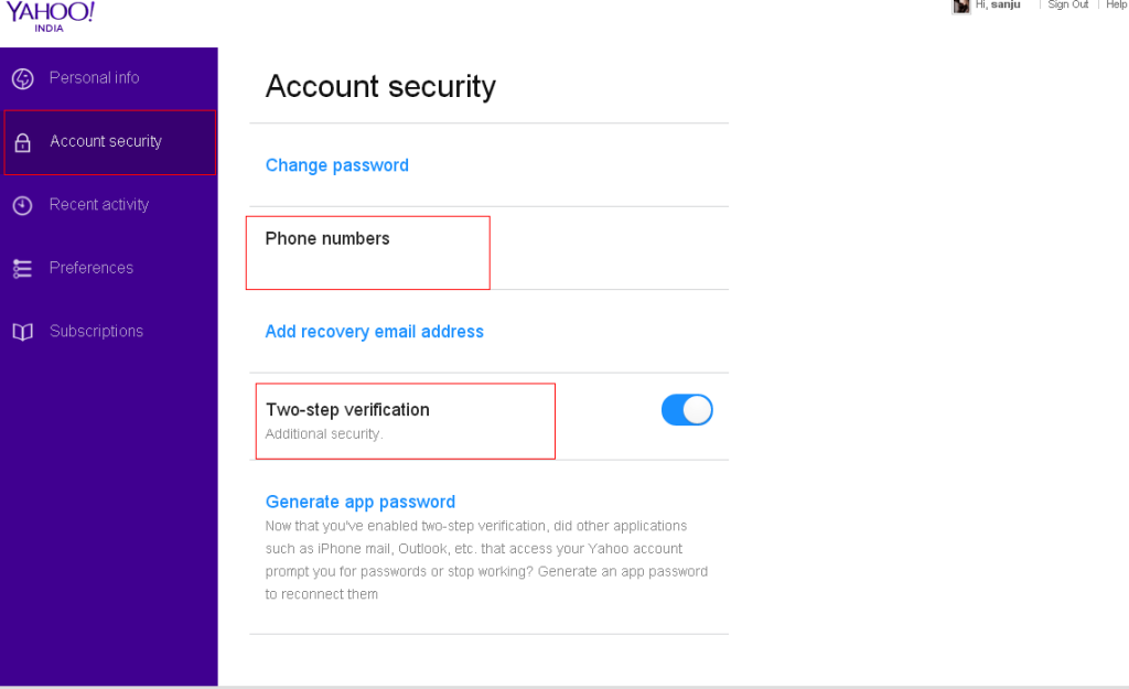 Secure, Protect email from Spam and Hackers