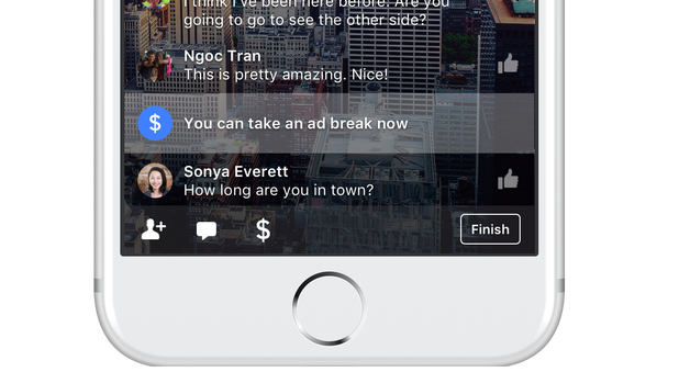 Now you can earn money from Facebook Videos