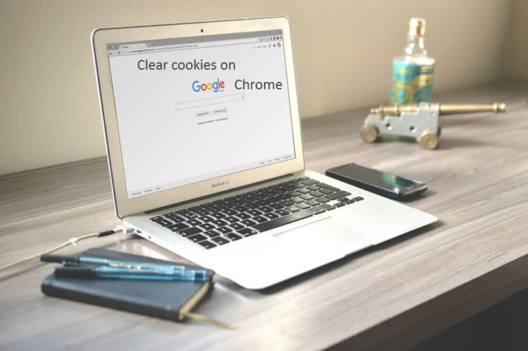 How to Clear cookies on Chrome