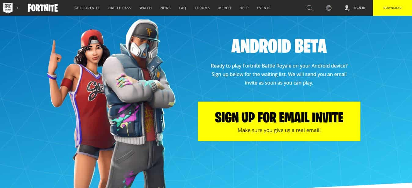fortnite-for-android