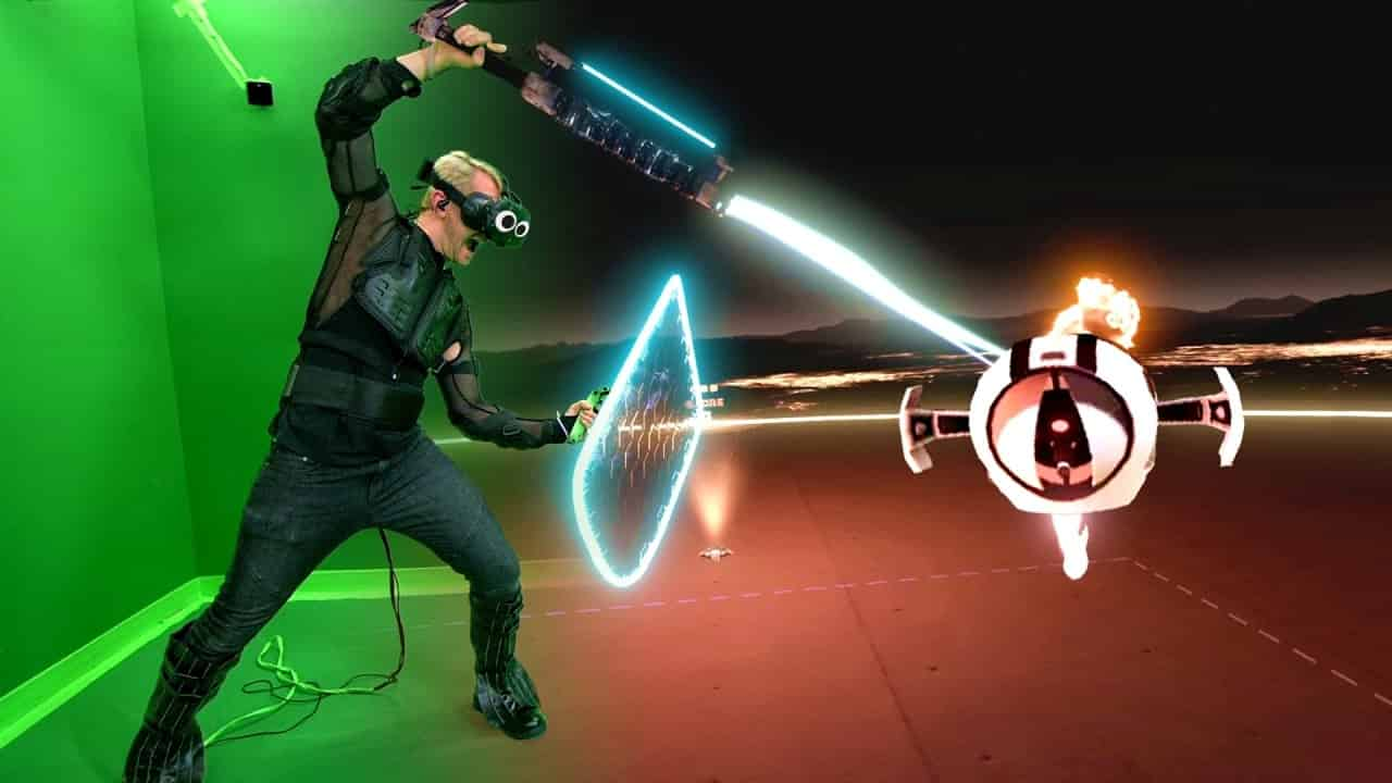 space pirate trainer VR Game