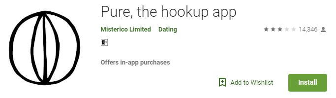 Pure Dating App