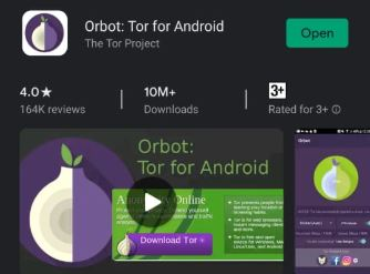 Orbot - Tor for Android