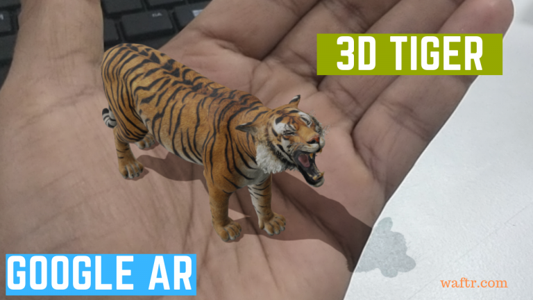 How to See Google 3D Animals and Objects list [Updated]