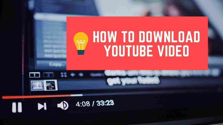How to Download YouTube Video in HD for Free [2021]