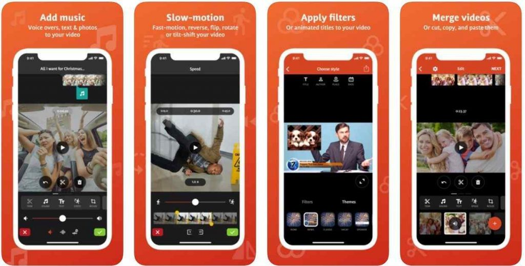 VideoShop for iPhone