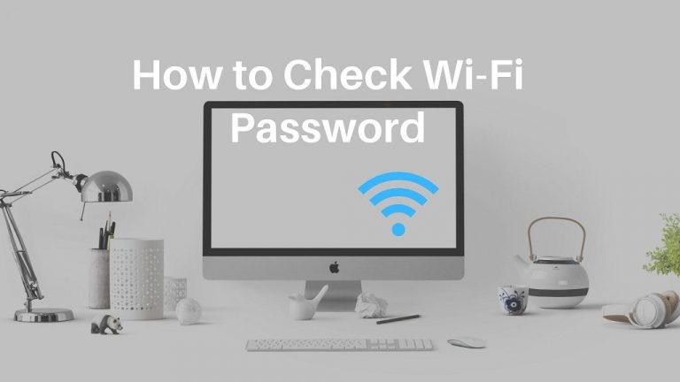 How To Find Your WiFi Password [2021]