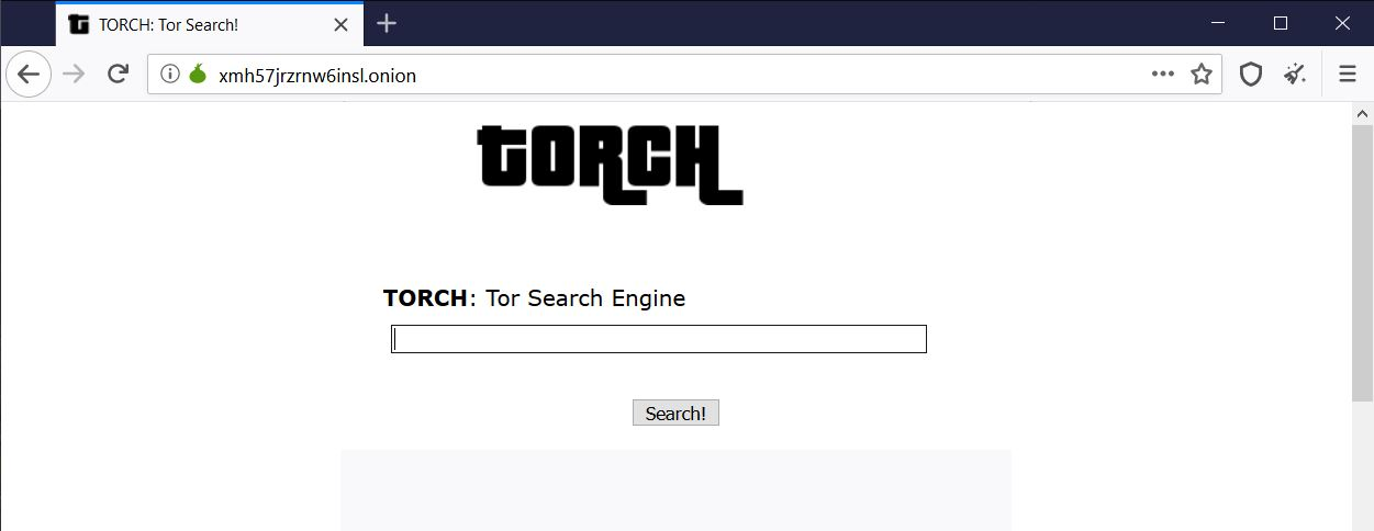 Torch Search Engine