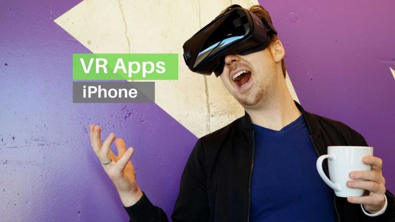 Top 10 Virtual Reality Apps for iPhone [2021]