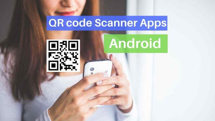 Android QR Scanner App