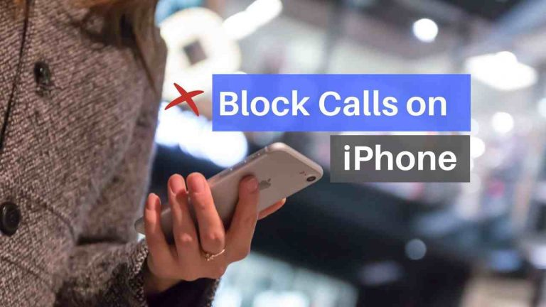 How To Block A Phone Number On iPhone 13, 12, 11, and below