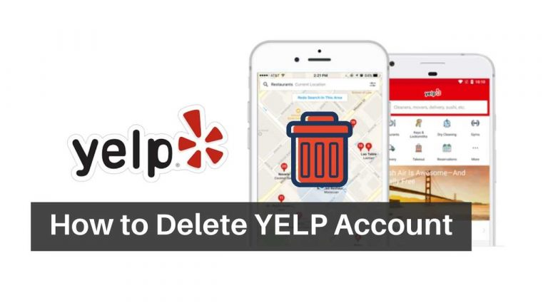How to Delete yelp account in 4 Easy Steps