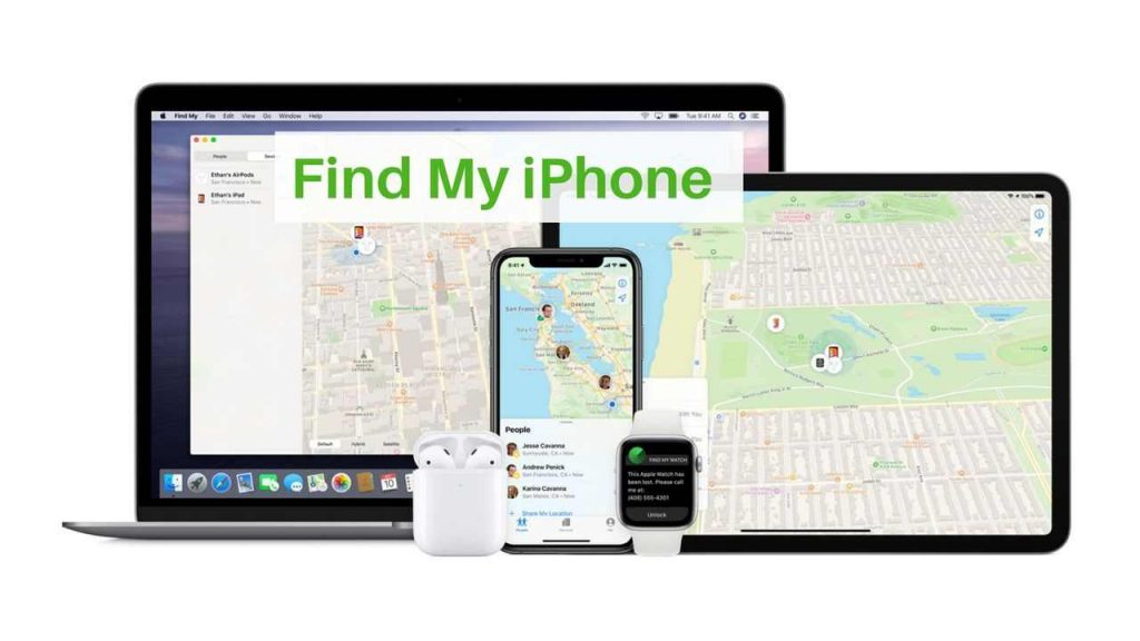 Find My iPhone - Featured image