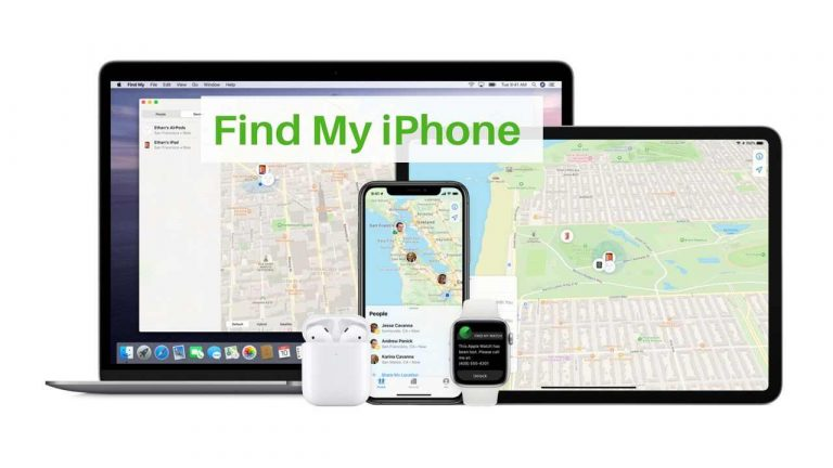 How to Find Lost iPhone [With and Without Find My iPhone App]
