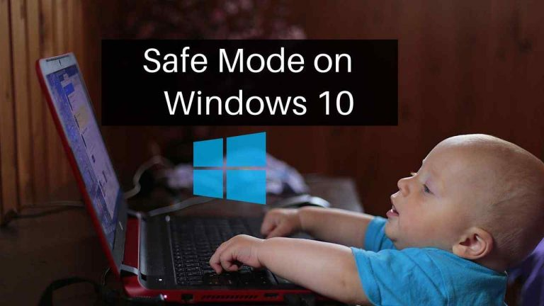 3 Methods To Boot Windows 10 In Safe Mode