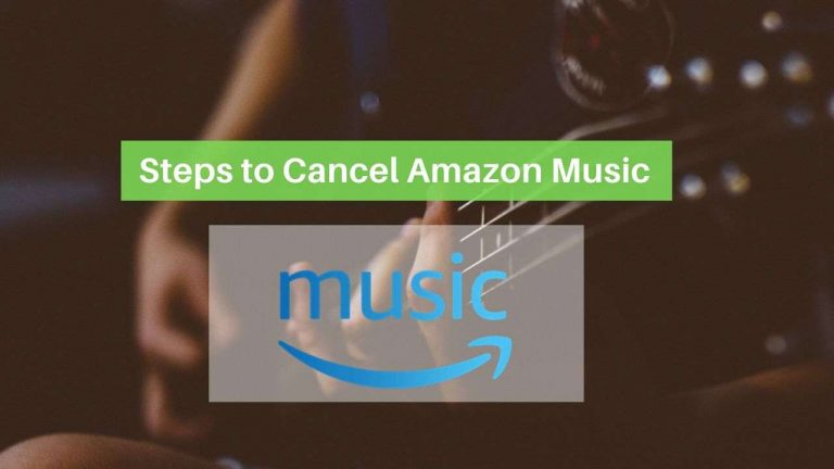 How to cancel Amazon Music Subscription in Android and iPhone