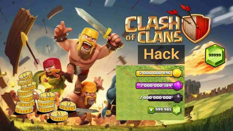 How to Hack Clash of Clans in 2021 (100% Working)