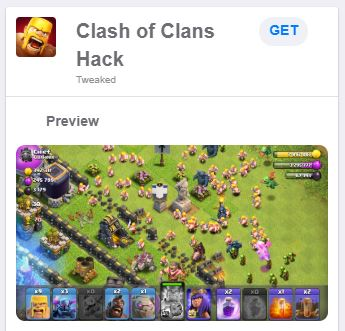 Clash of clans topstore
