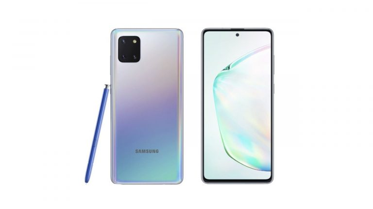 Samsung Introduced Galaxy S10 Lite and Note10 Lite (Full Specs)
