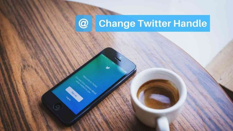 How To Change Twitter Handle on Mobile App and PC