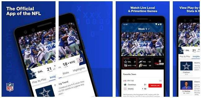 official NFL Android App