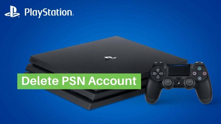 How to Delete a PSN Account [Updated 2021]