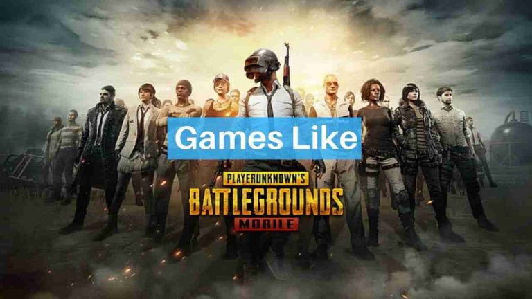 Top 7 Games like PUBG [Mobile and PC]