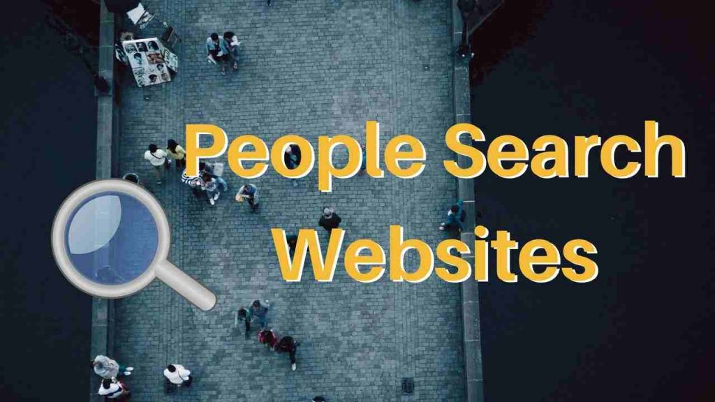 people search websites