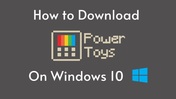how to download PowerToys