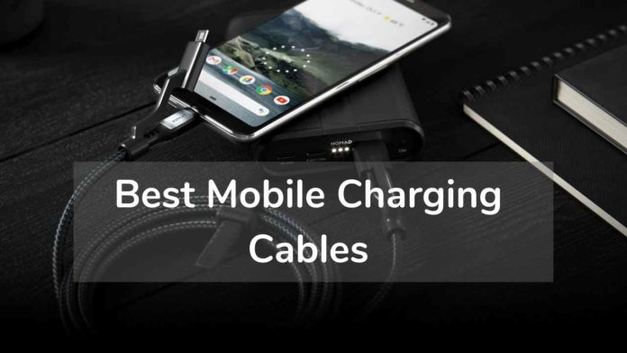 Fuse chicken charging cables