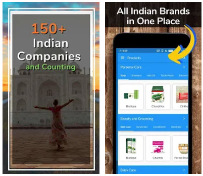 How to buy Indian products