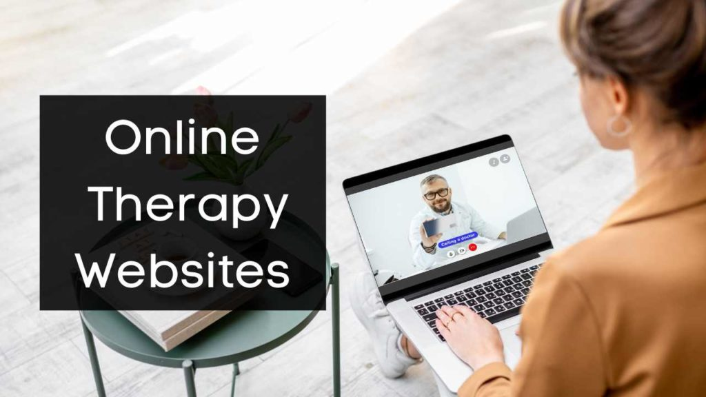 Free Online Therapy Websites