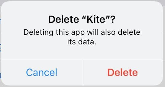 Permanently Delete app from iPhone iOS 14