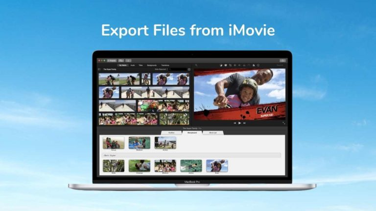How To Export From iMovie on iPhone and Mac