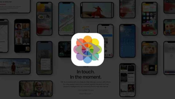 How to Hide Photos on iPhone iOS 15