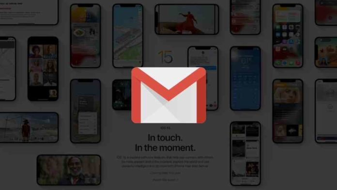 How to Set Gmail as Default Email on iOS 15