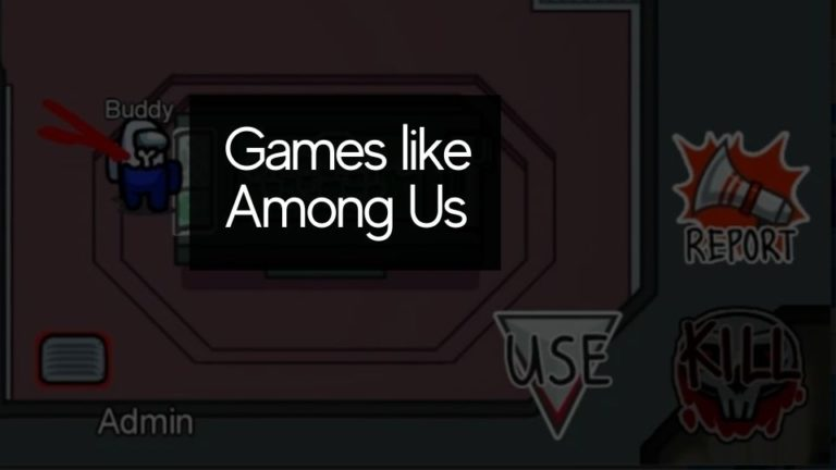 Top 5 Games like Among Us for Phone and PC