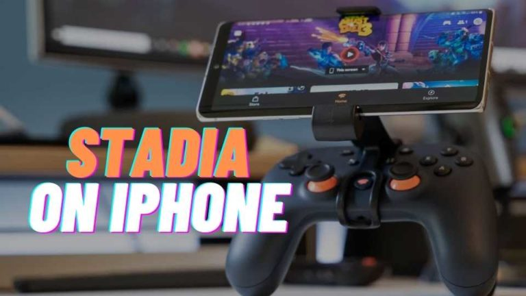 How to Play Stadia on iPhone, iPad, and Mac
