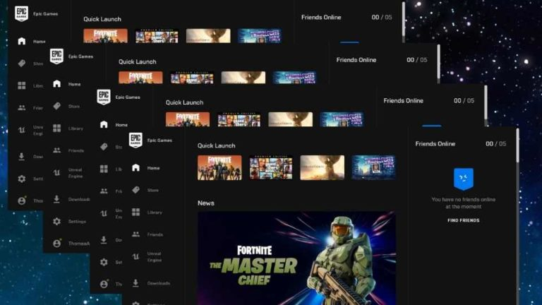 Fix - Epic Games Launcher Flickering | Opening and Closing