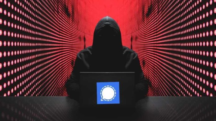 How to Hack a signal account