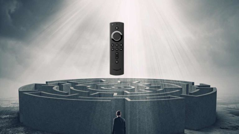 How to Find Lost Fire Stick Remote