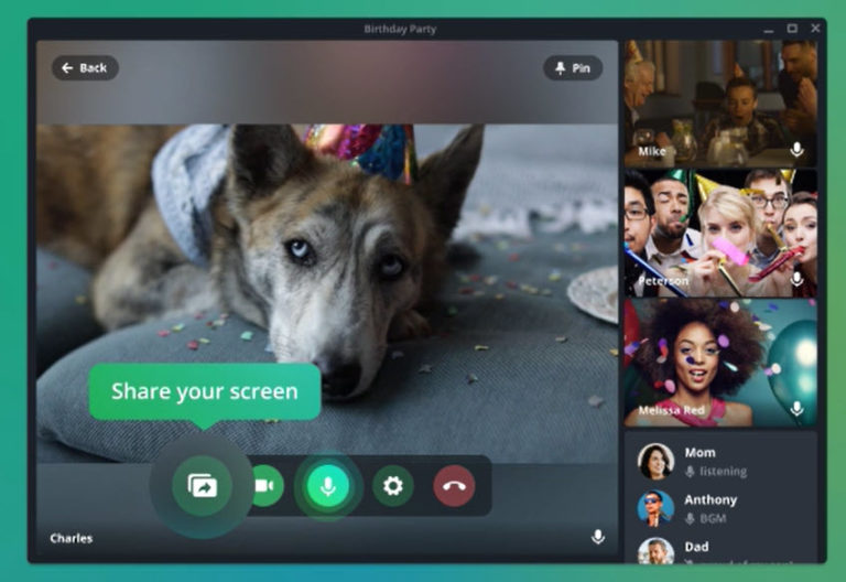 How to Share Screen on Telegram Phone and PC [2021]