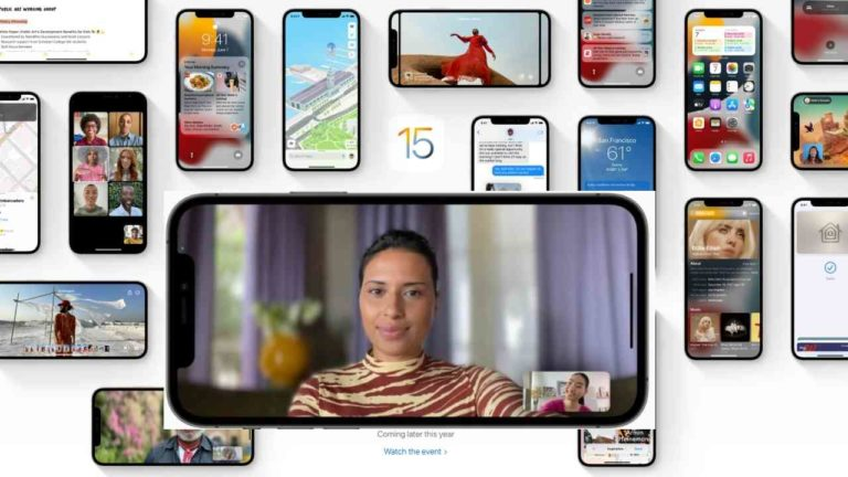 How to Enable Portrait Mode on FaceTime iOS 15