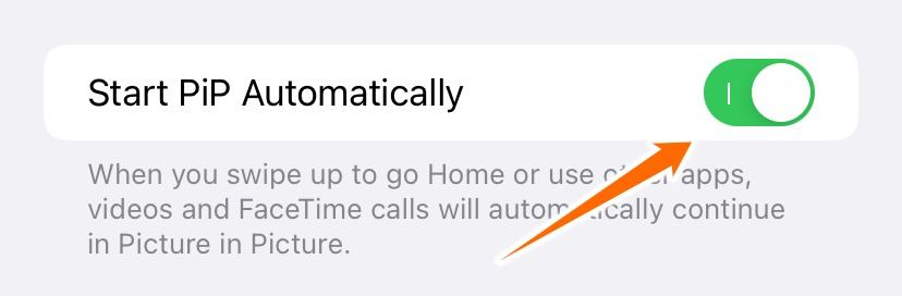 Enable this option