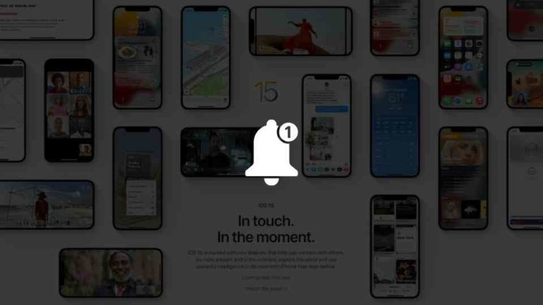 How to Turn On and Off Notification Summary on iPhone