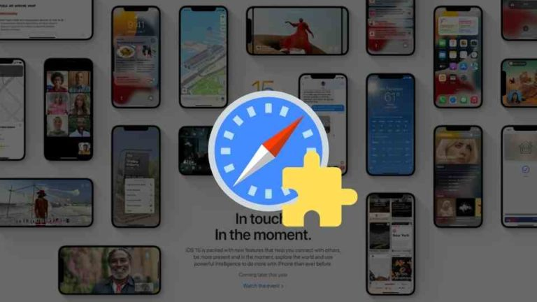 How to Install Safari Extensions on your iPhone