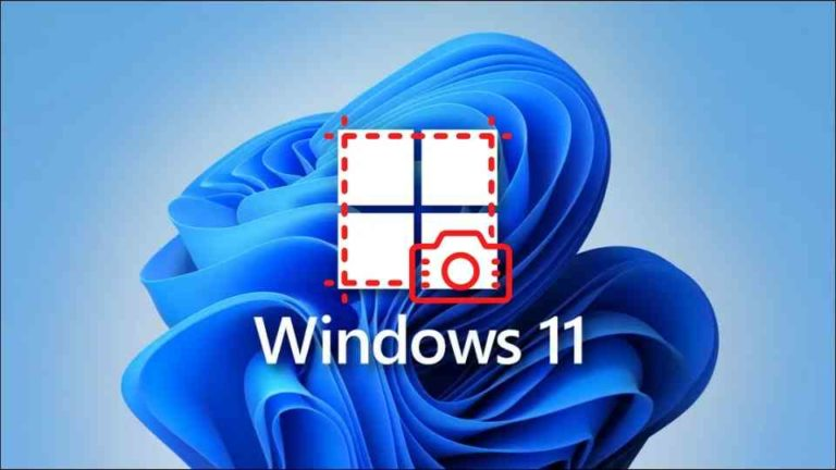 How to Take Screenshot on Windows 11 & 10 Laptop and PC