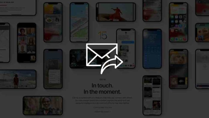 Send auto reply in Focus mode in iPhone