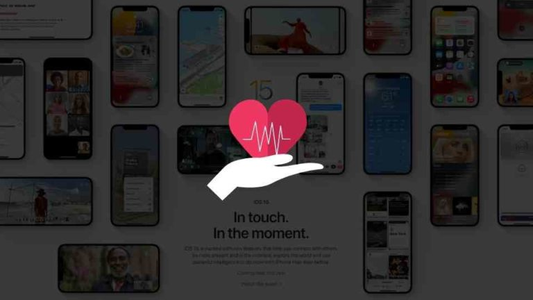 How to Share Health Data with Friends on iPhone in iOS 15